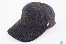RRP €90 DIESEL Size M CACHE Two Tone Knitted Baseball Cap - From POPPRI