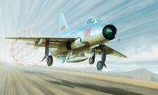 Trumpeter 1/48 Chengdu J-7A Chinese Fighter # 02859