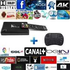 SMART TV  ANDROID 5.1 KI PLUS AMLOGIC S905 4K CANAL + GRATIS + TECLADO GRATIS LG