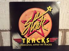 Star Tracks 80's Compilation LP Album Vinyl Record LSP15286 Pop EX