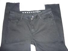 """BNWT Earnest Sewn Harlan Skinny Distressed Black  Jean. Size 31""""W X 29""""L"""