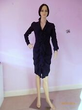 GIVENCHY DESIGNER BLACK COCKTAIL KNEE EXPENSIVE DRESS RRP £1,150