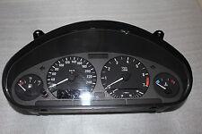BMW E36 320i Cabrio Tacho 320i Kombiinstrument VDO Bj 97 245000 km  2