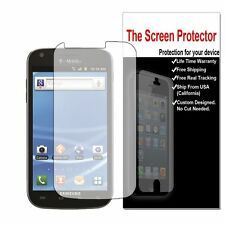 2x HD Crystal Clear LCD Screen Protector for Samsung Galaxy S II Hercules T989