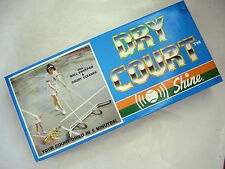 NEW SHINE DRY COURT SQUEEGEE. DRY TENNIS COURTS.BUILDING SITE FACTORY SLABS ETC