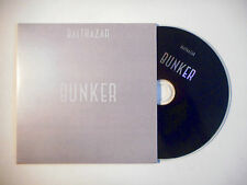 BALTHAZAR : BUNKER ( RADIO EDIT / ALBUM VERSION ) ♦ CD SINGLE PORT GRATUIT ♦