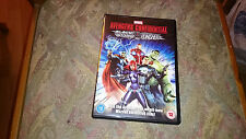Avengers Confidential - Black Widow And Punisher    2014 uk dvd