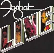 *NEW* CD Album Foghat -  Live (Mini LP Style Card Case)