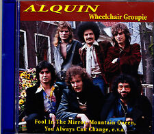 Alquin wheelchair groupie CD NUOVO