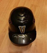 Vanderbilt Dansby swanson signed fullsize helmet w/COA