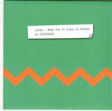 (EL27) Glasvegas, Later When The TV Turns to Static - 2013 DJ CD