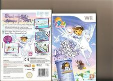 DORA SAVES THE SNOW PRINCESS NINTENDO WII KIDS  DORA EXPLORER