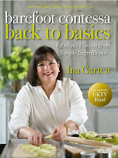 GARTEN,INA-BAREFOOT CONTESSA:BACK TO BASICS BOOK NEW