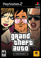 Grand Theft Auto Trilogy [Playstation 2 PS2 Vice City San Andreas GTA III] NEW