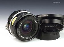 Nikon Nikkor 20mm f/3.5 AI