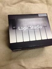Apple Logic Studio Upgrade From Pro 6 And 7 Or Platinum/gold 5 And 6
