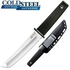 Cold Steel - KOBUN Tanto Boot Knife w/ Secure-Ex Sheath 17TZ NEW