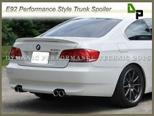 Performance Look #300 White Trunk Spoiler BMW E92 320i 328i 335i Coupe 2007-2013