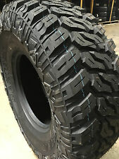 4 NEW 265/70R17 Maxtrek Mud Trac M/T Mud Tires MT 265 70 17 R17 2657017 10 ply