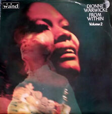 DIONNE WARWICKE From Within Volume 2 LP Wand WCS1008 1972 Excellent