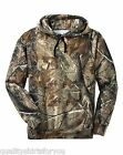 Russell Outdoors Mens Size S-3XL Realtree AP Camo Sport Hooded Sweatshirt NEW