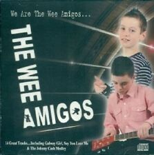 THE WEE AMIGOS WE ARE THE WEE AMIGOS CD