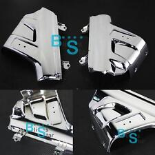 Chrome Front Fender Covers For Honda GL1800 GOLDWING 2001-2005 2002 2003 2004