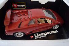 Bburago Burago Modellauto 1:18 Lamborghini Diablo 1990 Cod. 3041 *in OVP*