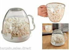 Home Office MICROONDE DELICIOUS POPCORN MAKER CUCINA CIOTOLA