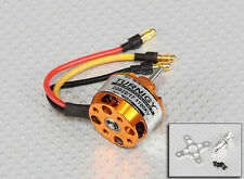 New Turnigy D2822-17 Brushless Outrunner 1100kv Quadcopter Airplane Motor USA