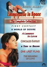 NEW Emmanuelle in Space - The Complete Collection (DVD)