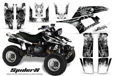 YAMAHA WARRIOR 350 GRAPHICS KIT CREATORX DECALS STICKERS SPIDERX W
