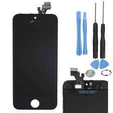 Replacement Retina LCD Touch Screen Digitizer Glass Assembly for iPhone 5 Black
