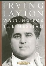Waiting for the Messiah by Irving Layton (2006, Paperback)