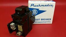 NEW 40 Amp PUSHMATIC 2 Pole or Double 40A BREAKER P240