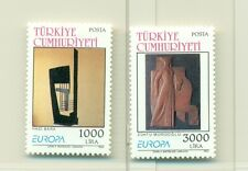 EUROPA CEPT - TURKEY 1993 Arte Art