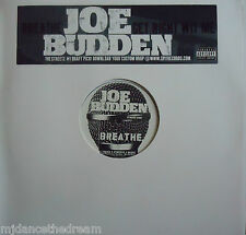 "JOE BUDDEN ~ Breathe / Get Right With Me ~ 12"" Single PS PROMO"