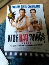 Very Bad Things (cameron diaz, christian slater)  Movie Poster