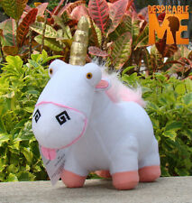 "Unicorn 8"" Despicable Me 2 Soft Toys Fluffy Agnes Plush Stuffed Animal Doll Kids"