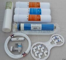 For Water Filter RO PURIFIRE COMPLETE SERVICE KIT 80 GPD VONTRON MEMBRANE