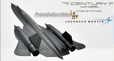 Century Wings CW-001610 SR-71A Blackbird USAF Last Kadena Flight 1:72nd. Diecast