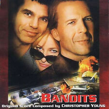 "Christopher Young:  ""Bandits & Set It Off""  ( Orig. Score Soundtrack CD)"