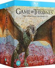 new GAME OF THRONES Blu Ray COMPLETE SEASON 1-6 1 2 3 4 5 6 1 - 6 Blu-Ray HBO