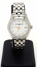 Genuine Baume and Mercier Clifton 10151 Mother of Pearl & Daimond Ladies Watch