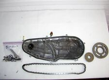 Ski Doo Rev XP chain case chaincase 45T 27T 2009 Rev MXZ 800 Great shape