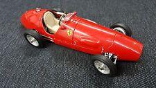 1953 THE SUPER FERRARI 500 F2 RED 1:18 DIECAST MODEL CAR BY CMC