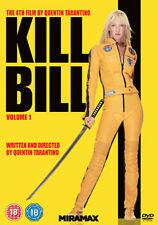 KILL BILL - VOLUME 1  - DVD - REGION 2 UK