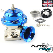 UNIVERSAL LIGHT BLUE TYPE RS TURBO BLOW OFF BOV DUMP VALVE KIT 40MM