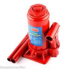 New 8 Ton Hydraulic Bottle Jack 16,000lb Lift HEAVY DUTY Automotive Car Compact