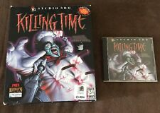 Killing Time (3DO) Complete